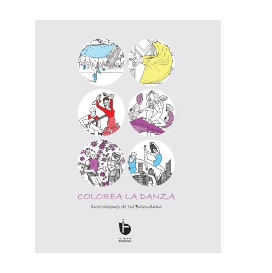 Colorea la Danza - Ediciones Andanzas
